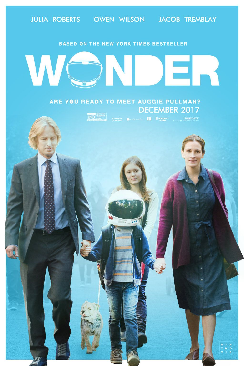The Watch Movie Poster Wonder 2017 Watch Onli...