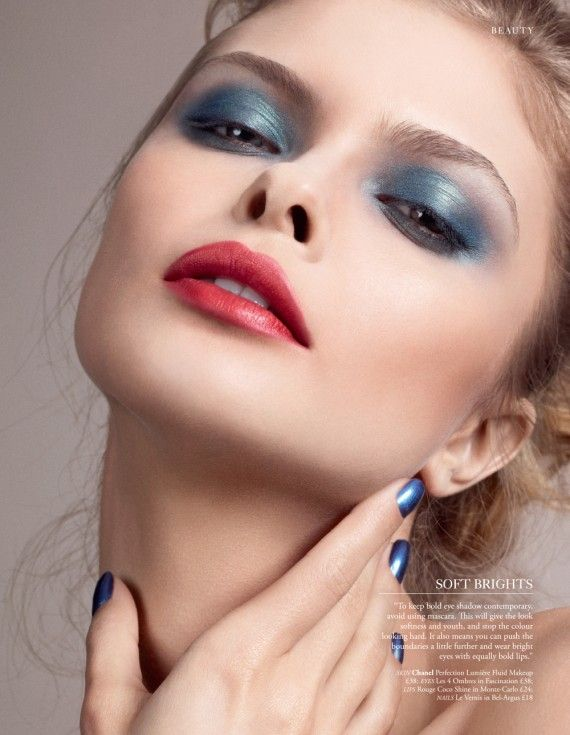 The New Colour Rules - Harrods Magazine July 2013 2