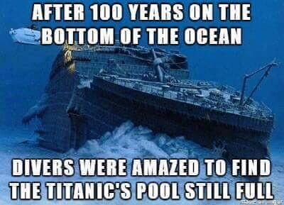 Shocking Funny Pictures Pinterest Humor Titanic