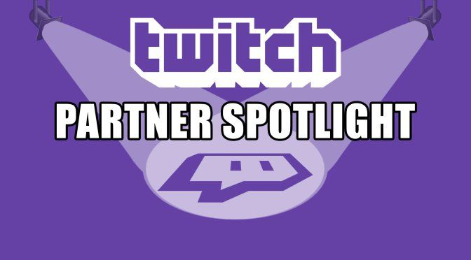 Twitch Partner Spotlight Ra Playing Twitch Vision Board Goals Partners