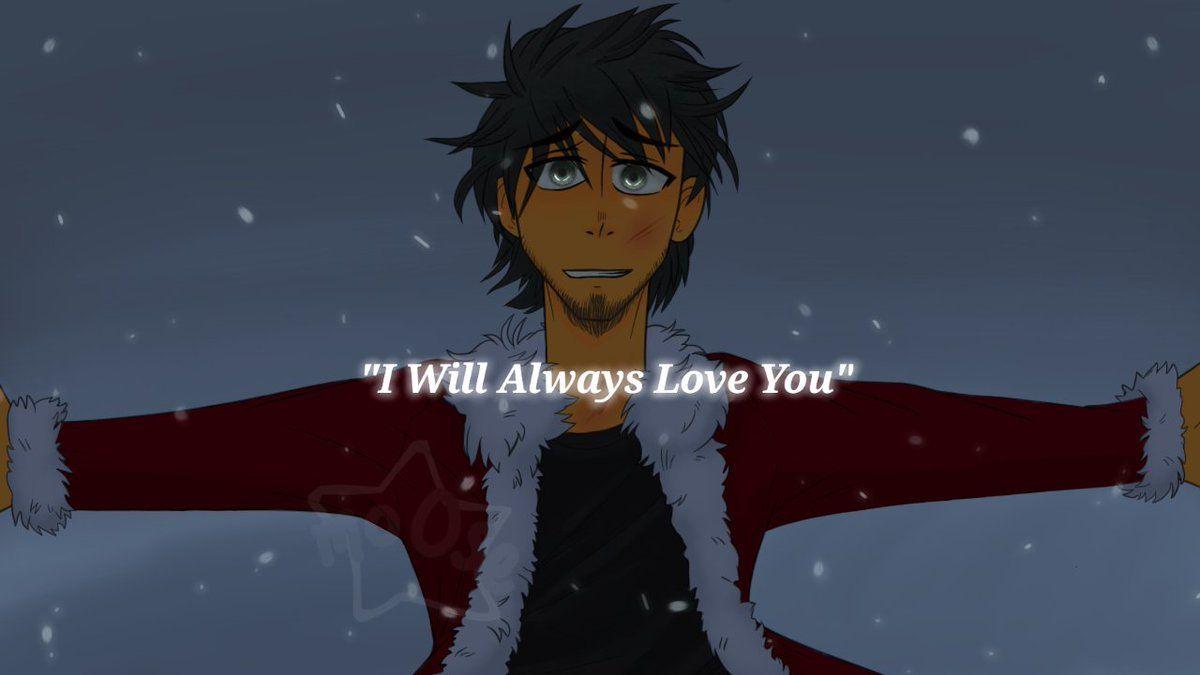 I will always love you that episode was so sad omg | Aphmau