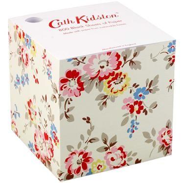 cath kidston block pad