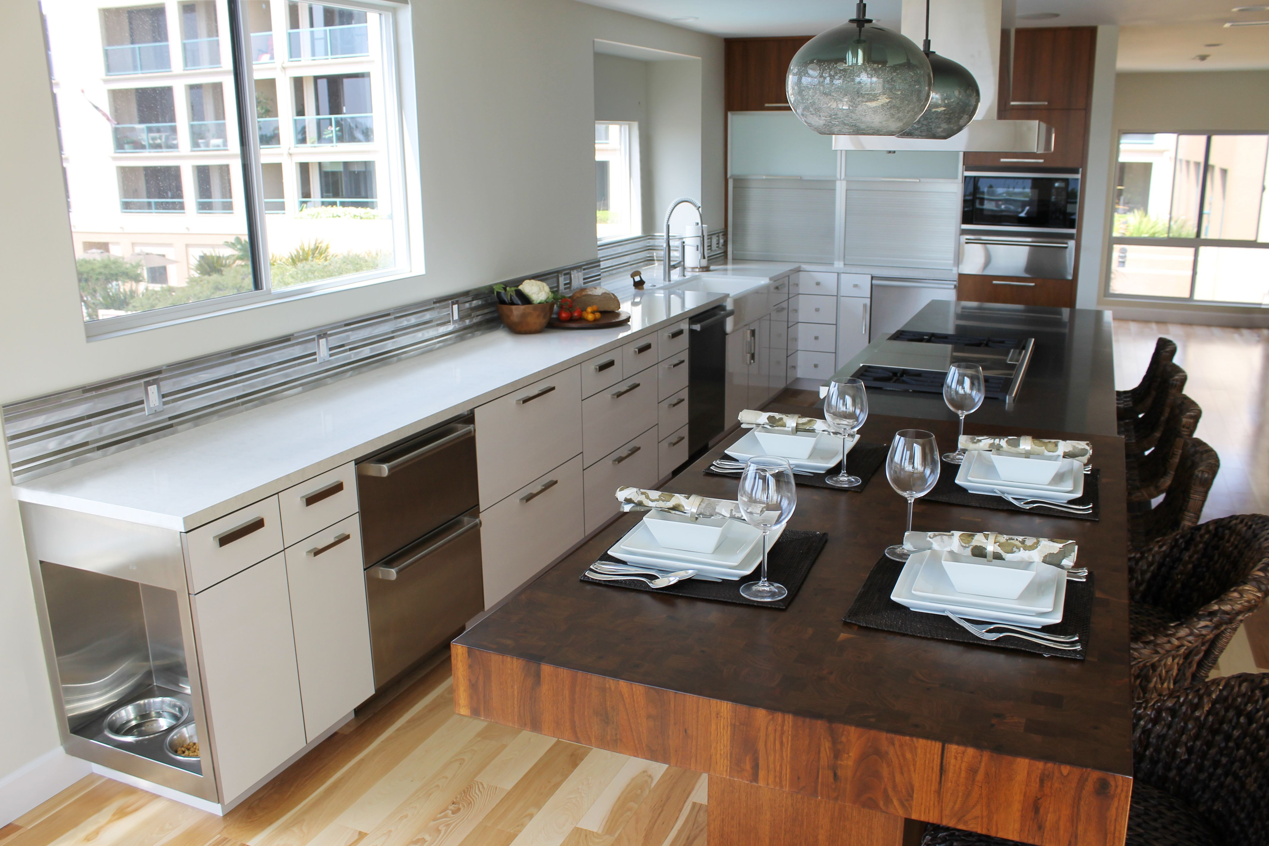 Magnificent The Modern Seaside Kitchen The Modern Seaside Kitchen Download Free Architecture Designs Embacsunscenecom