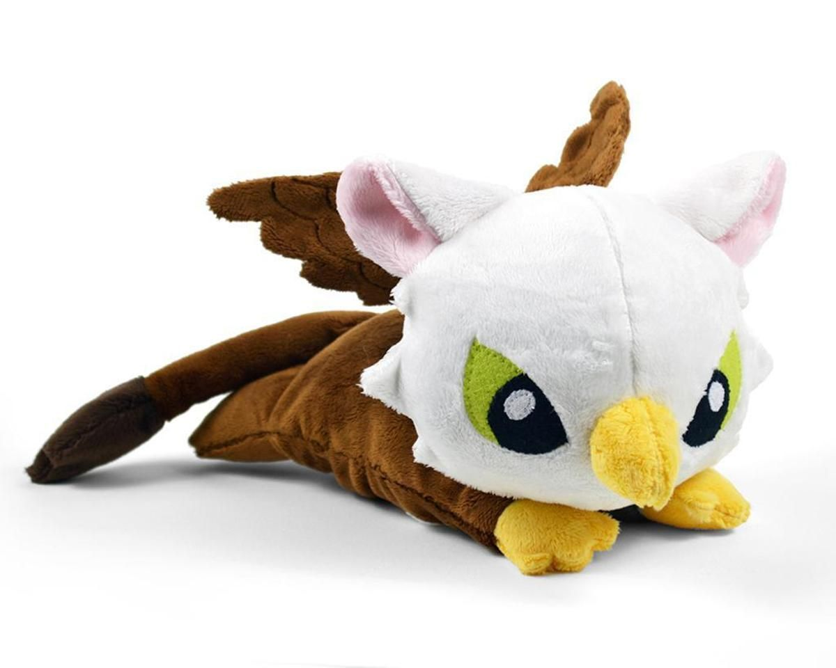 Griffin Eagle Plush Toy Stuffed Animal | Schnittmuster