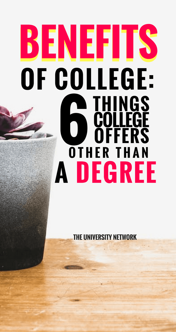 reasons for attending college or university