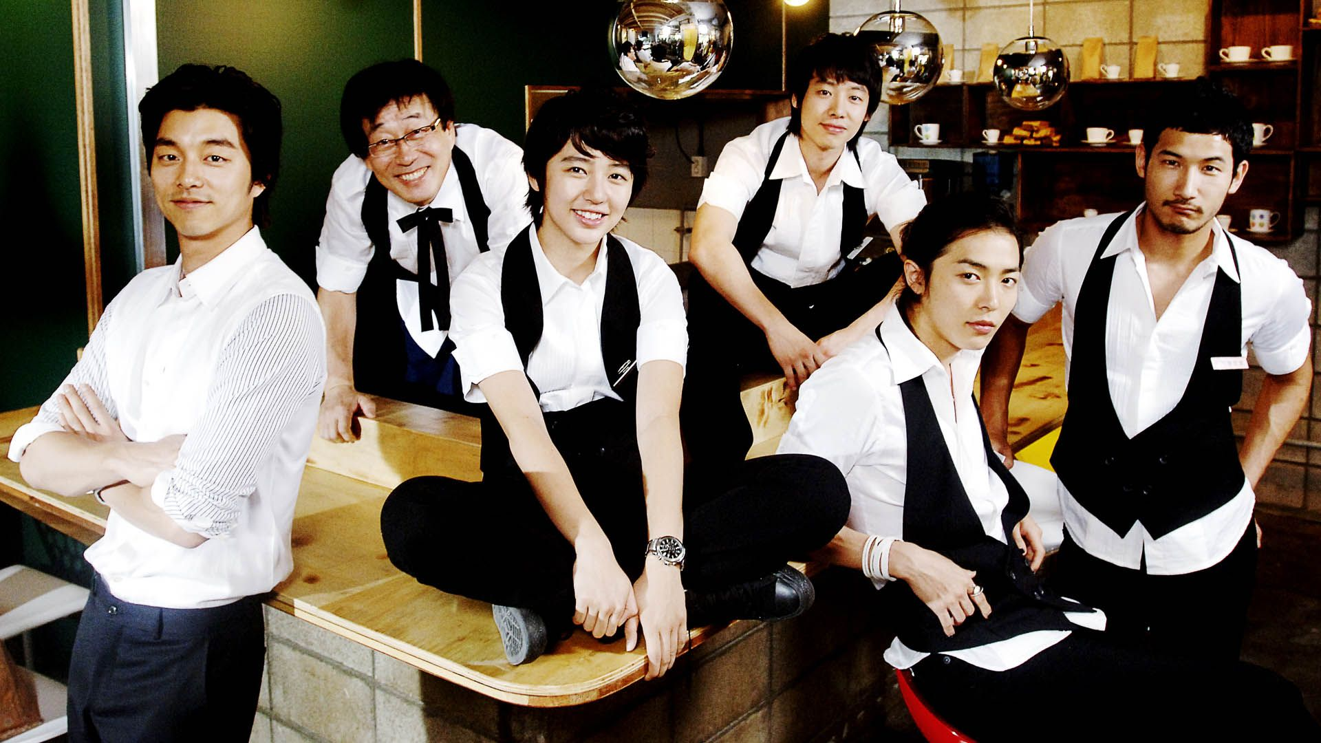 The 1st Shop Of Coffee Prince Eun Chan Ha Ido Adquiriendo Una Personalidad Fuerte Propia De Un Hombre Y Ha Ten Coffee Prince Korean Drama Korean Drama Online