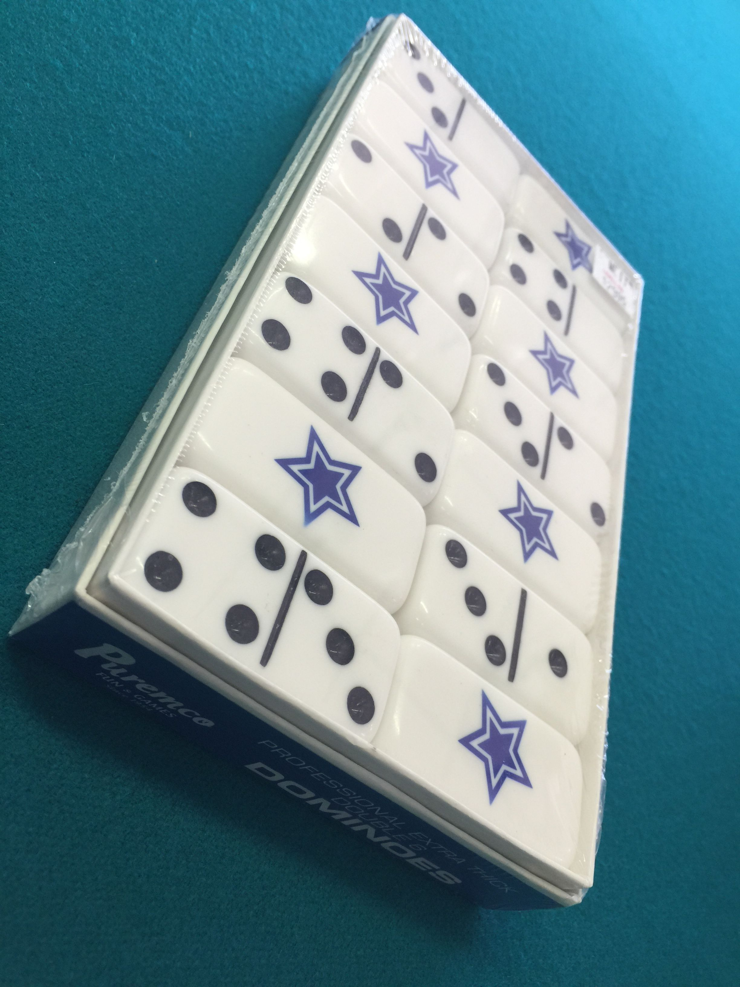 Dallas cowboy domino set great gift for anyone www