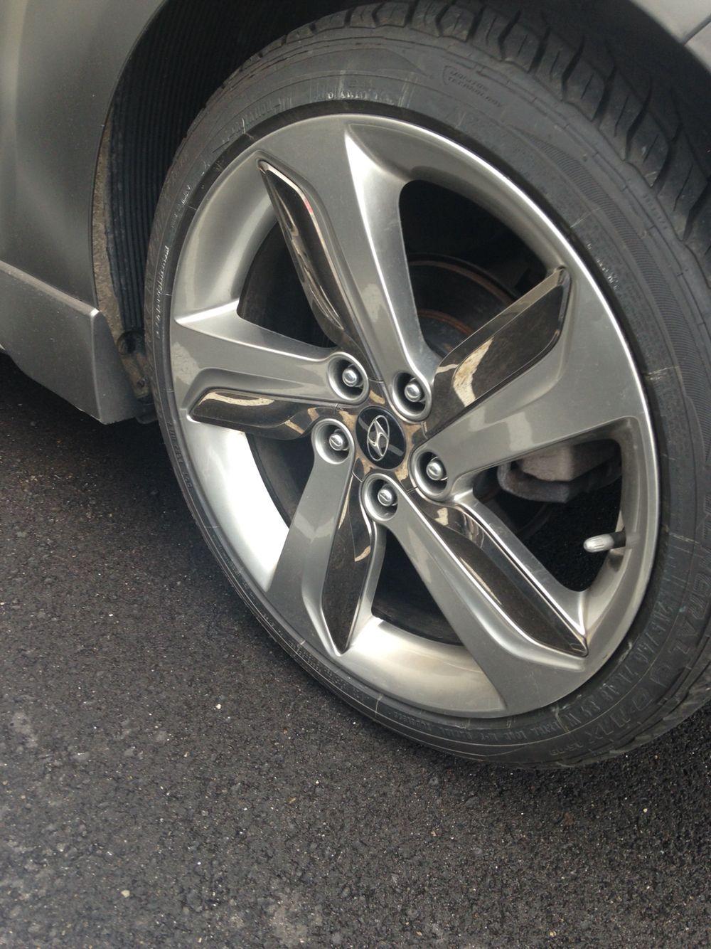 Wheel I guess