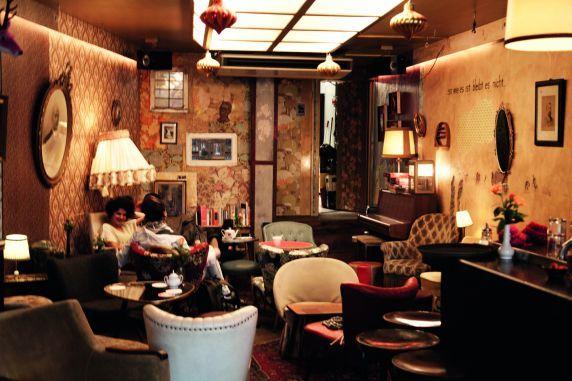 Cafe Brecht, Amsterdam Favourite things Pinterest Bar
