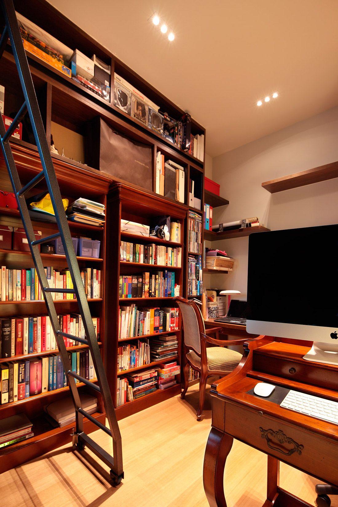 Condominium Study Room: Parvis Condo - 12 Holland Hill