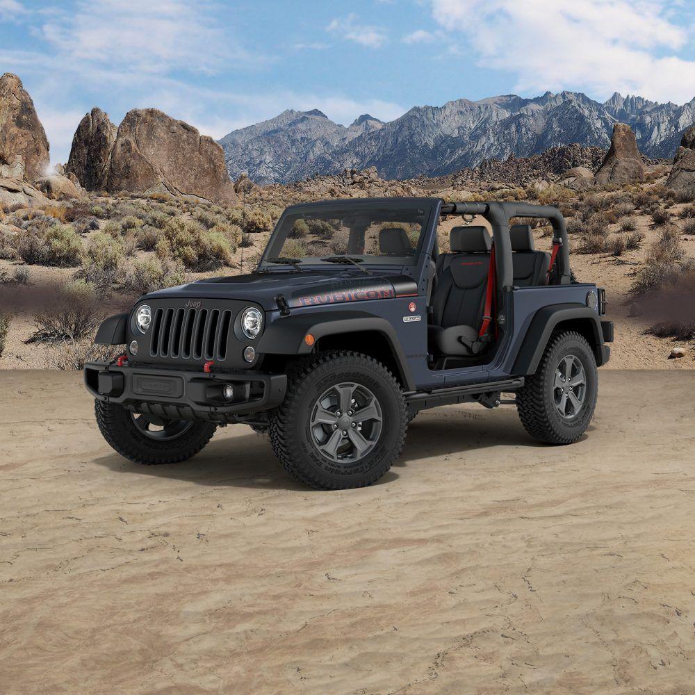 2017 Jeep Wrangler Rubicon Recon Jeep Wrangler Jeep Wranger