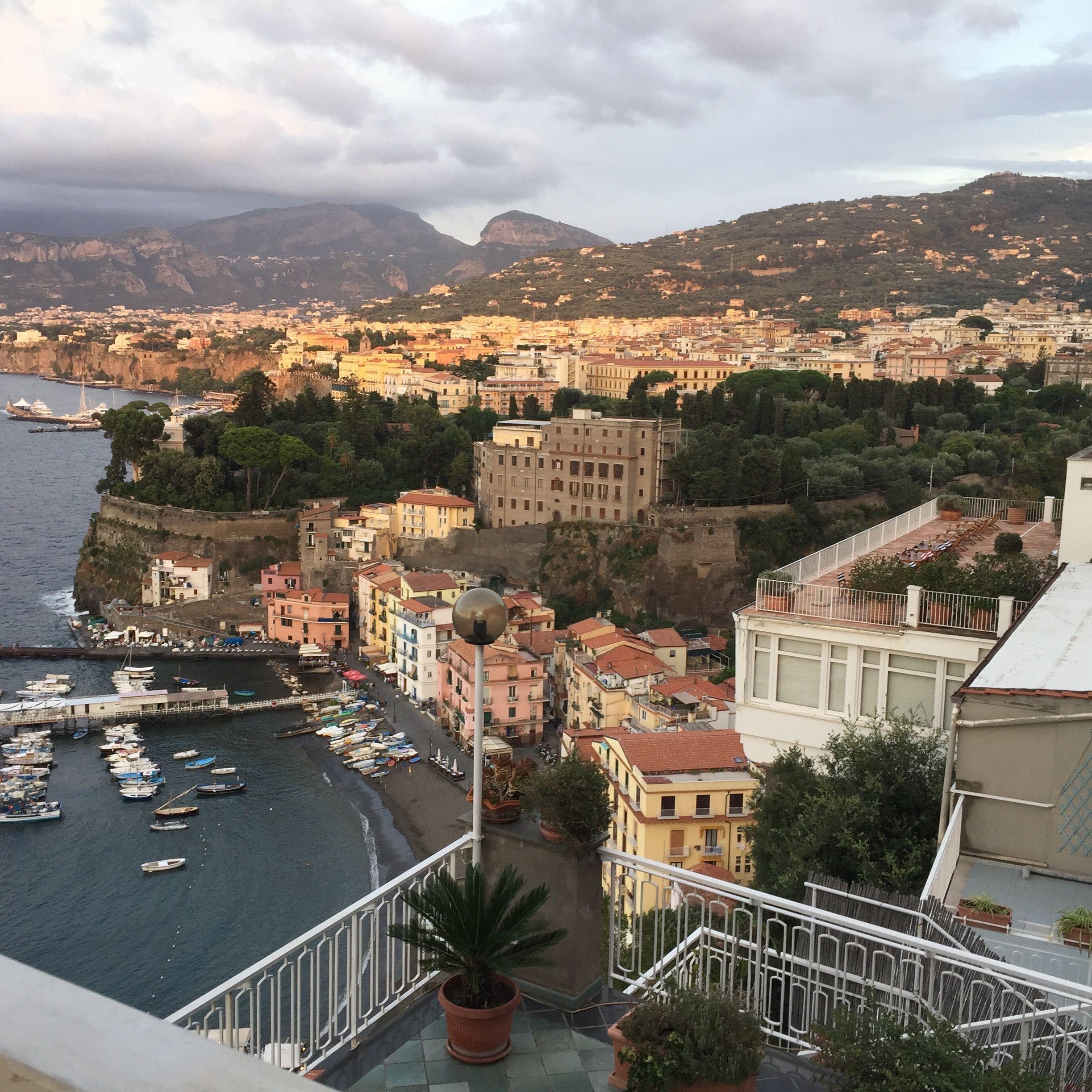 Sorrento, Italy Italy Is Always A Good Idea @https://www.amodeltraveler.com/single-post/2016/12/28/Italy-Is-Always-A-Good-Idea