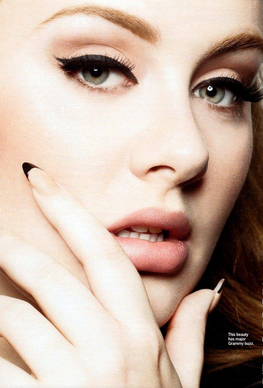 Perfect Eye Makeup | Adele