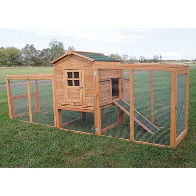 Yard Tuff Modular Chicken Coop 4 Chicken Capacity Model Ytf