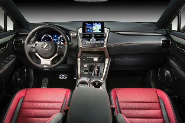 2016 Lexus Nx 200t F Sport Interior Lexus Nx 200t Lexus Suv Lexus