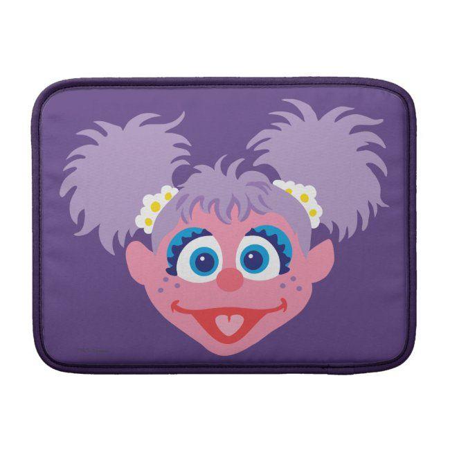 Abby Cadabby Face Sleeve For MacBook Air | Zazzle.com