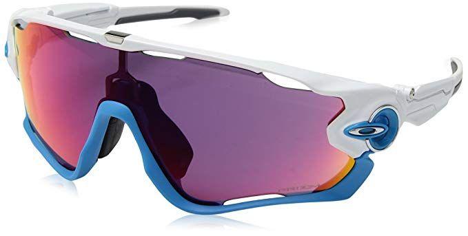 ab3204076f9e7 Oakley Men s Jawbreaker Asian Fit OO9270-05 Shield Sunglasses Review ...