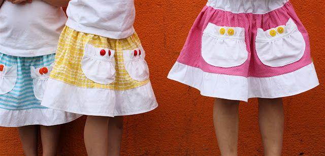 Market Skirt <3