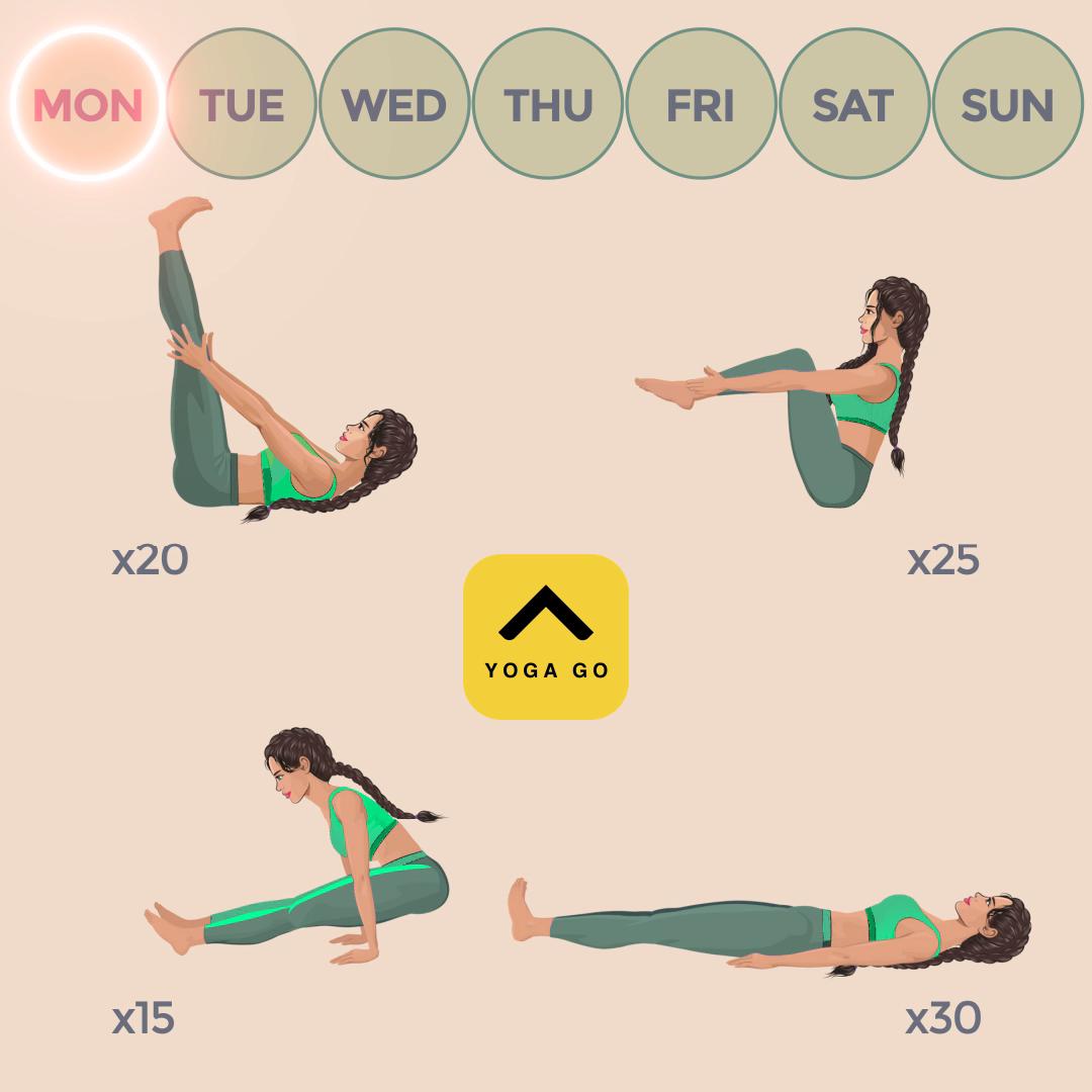 Photo of Yoga-Go: Gewichtsverlust Workouts 🧘♀