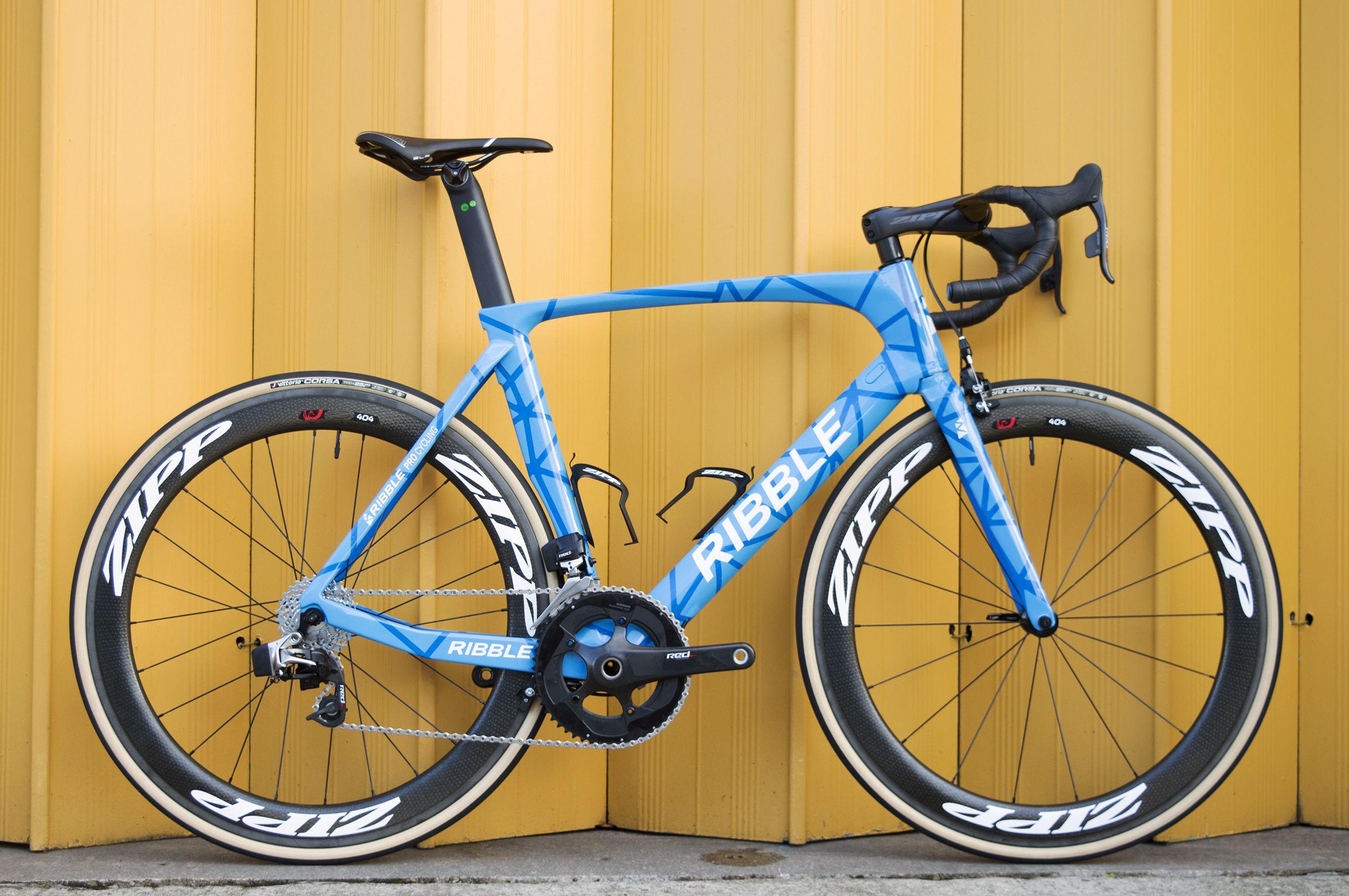 Ribble Launches New Aero 833 Bike In Custom Paint Job Bicycle