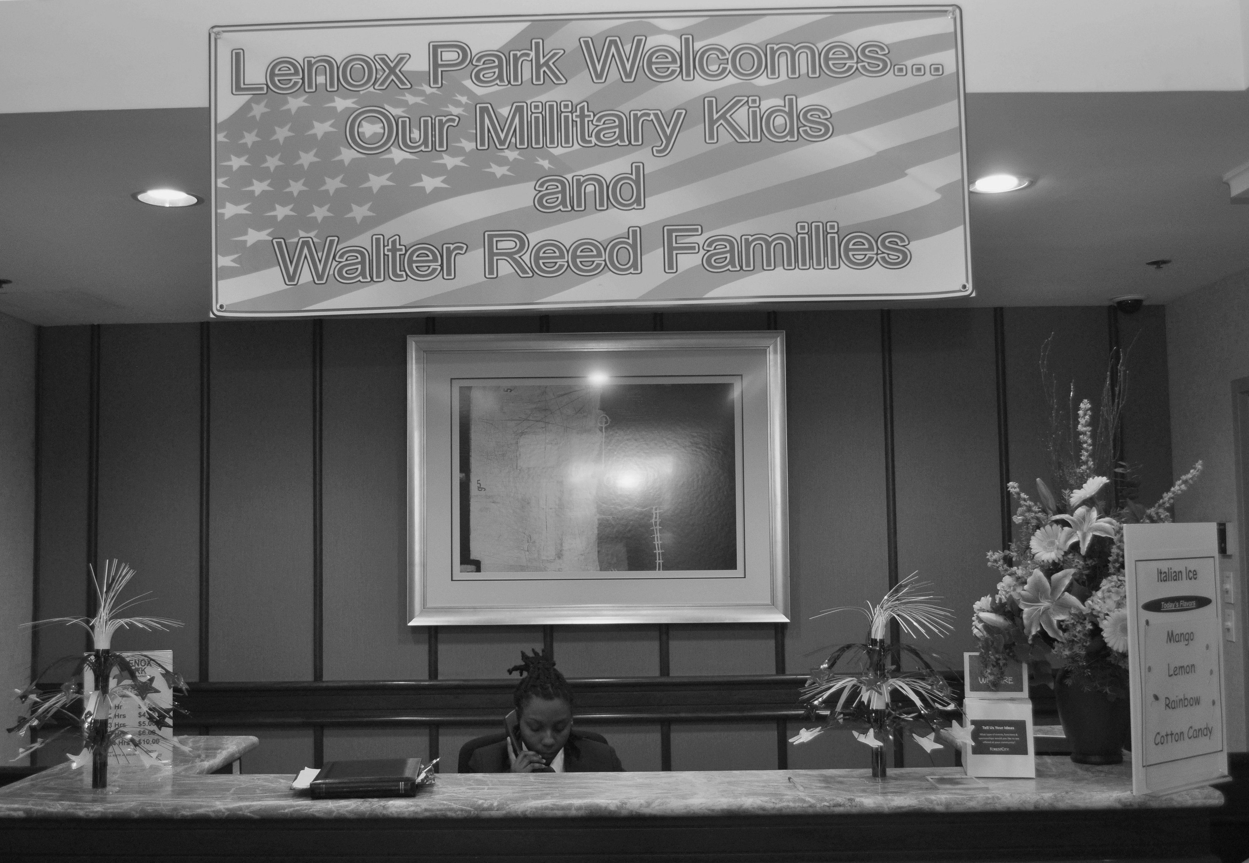Lenox park lenox military kids home decor decals