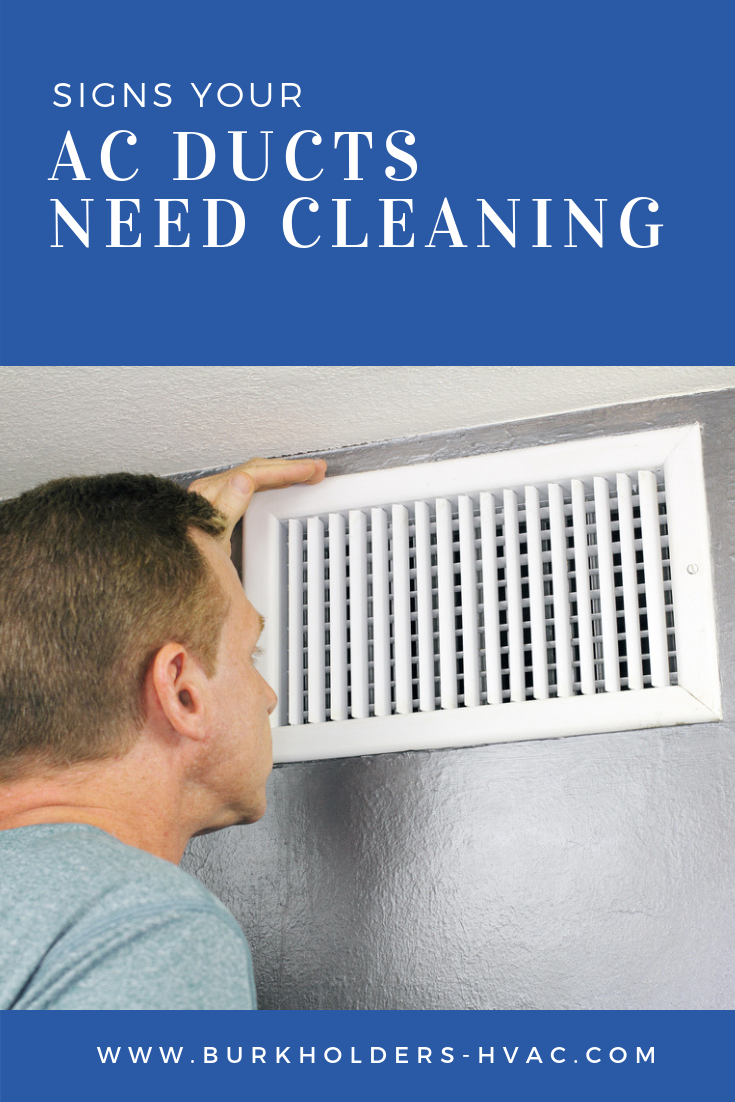My AC Ducts Need Cleaning Duct work, Hvac services, Duct