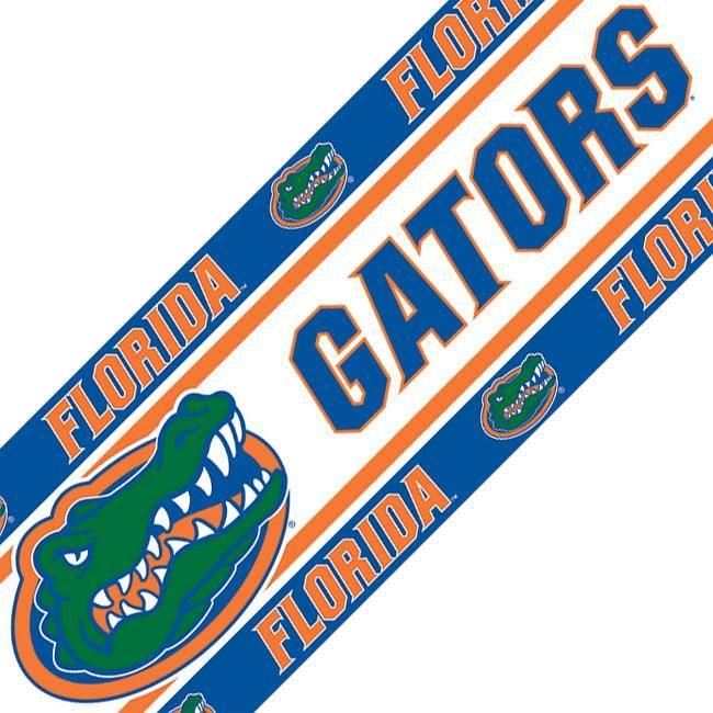 NCAA Florida Gators Jersey Wall Borders Products in 2019