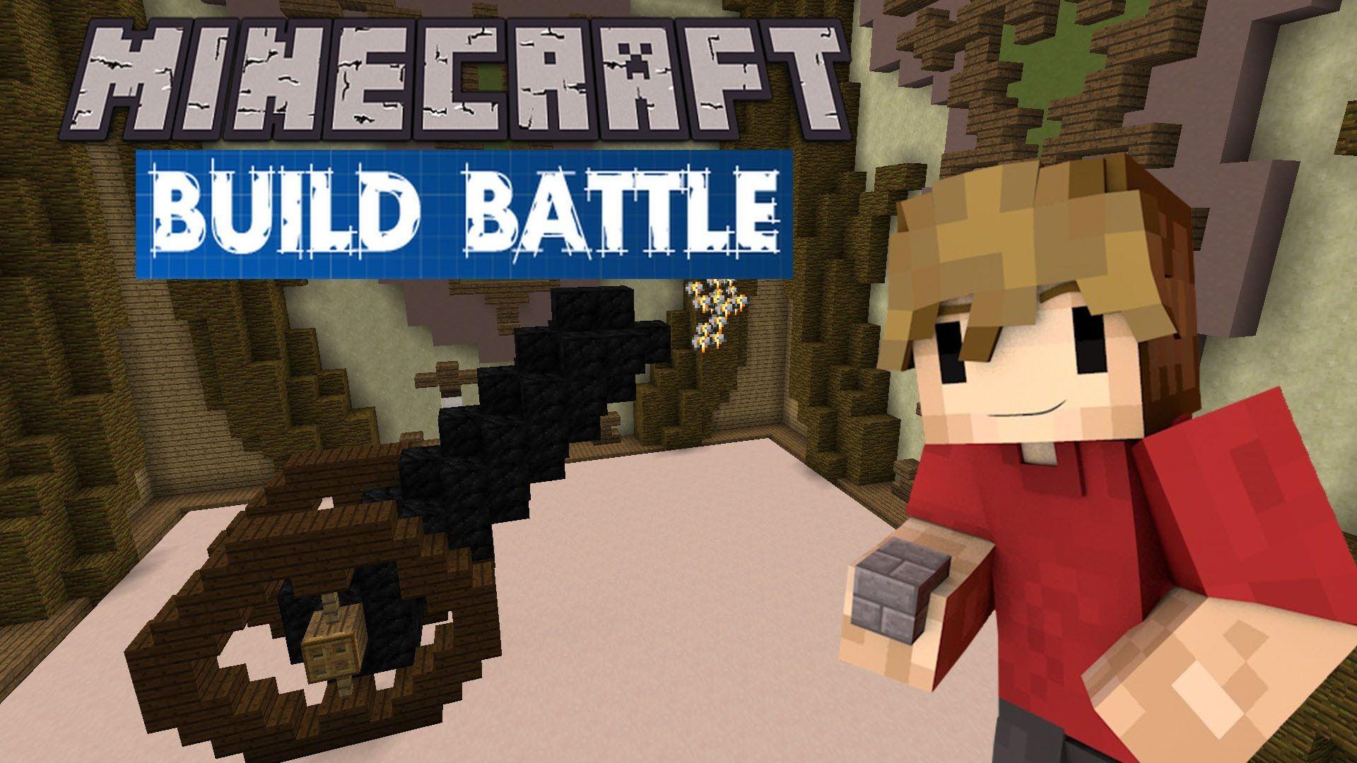 Minecraft Build Battle I Didn T Win Youtube Battle