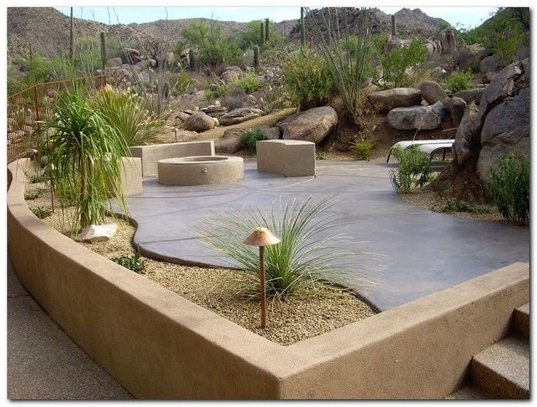 50+ Awesome Backyard Landscaping Inspiration | Desert ... on Backyard Desert Landscaping Ideas On A Budget  id=39143