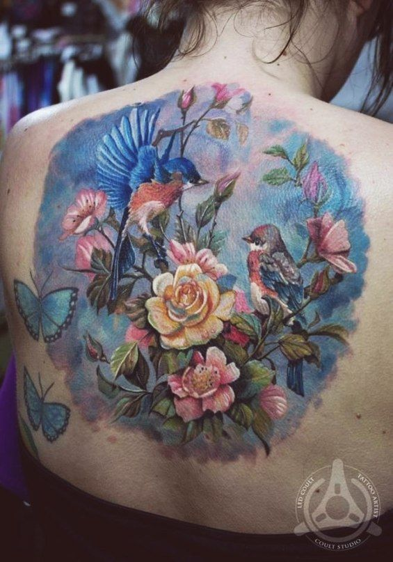 Tattoos That Look Like Oil Paintings Google Search Beautiful