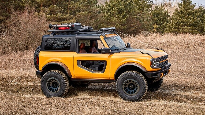 How Much Does The 2021 Ford Bronco Cost As Much As A Wrangler In 2020 Ford Bronco New Bronco Bronco