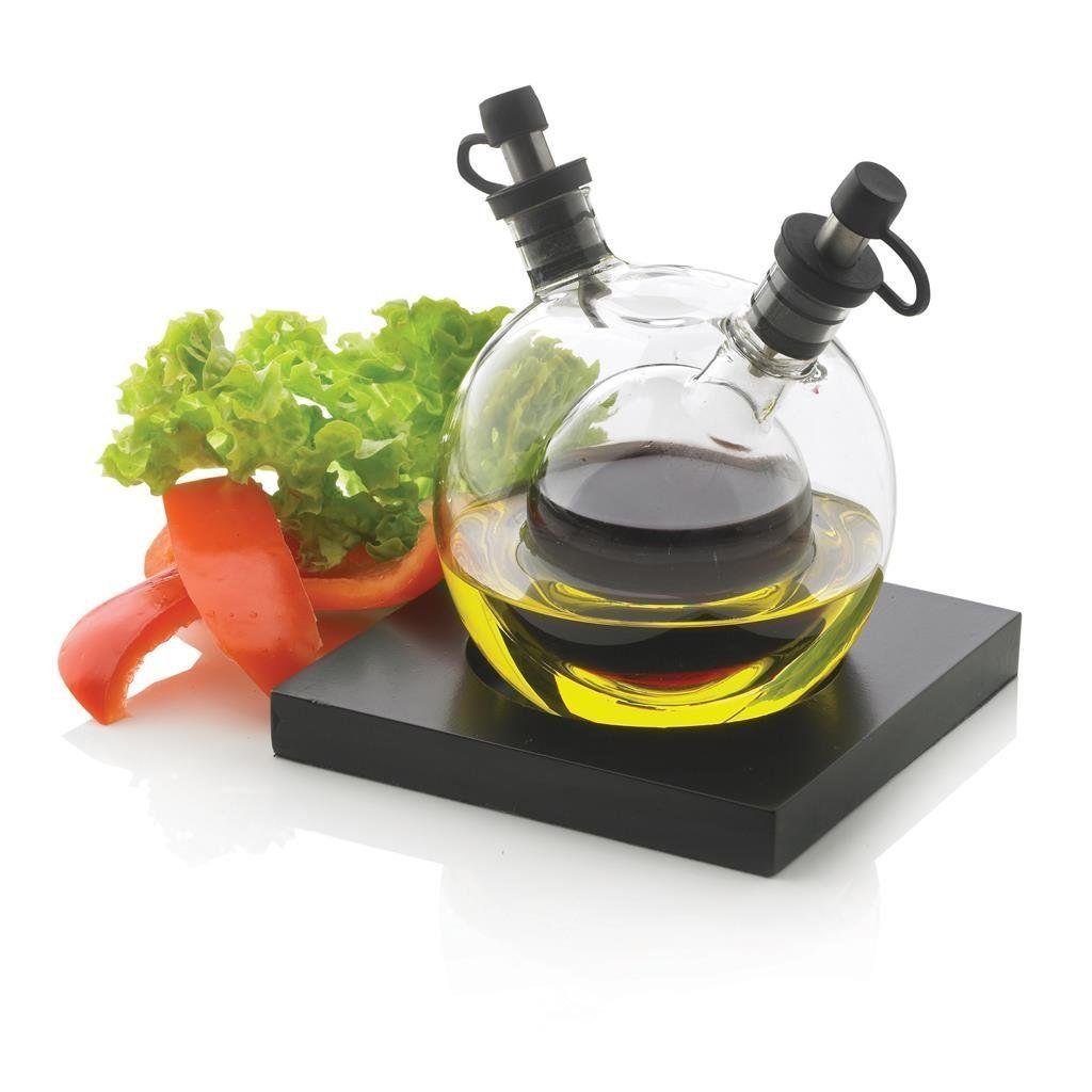 orbit oil vinegar transparent set oil and vinegar dispensers glass dispenser glass blowing on kitchen organization oil and vinegar id=23411