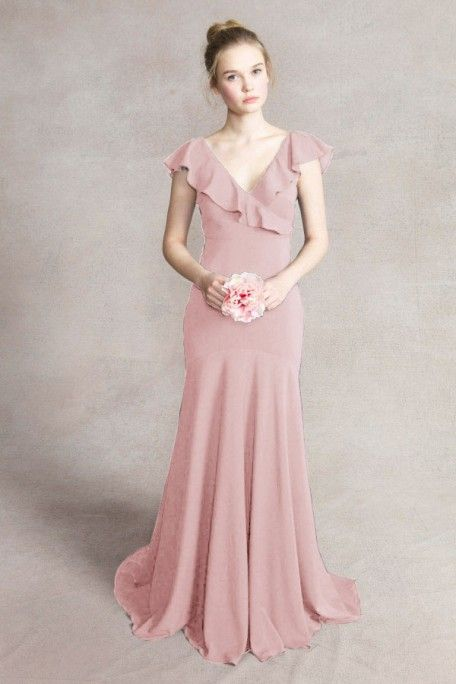 Gatsby Dress Shown In Whipped Apricot Available Sweet Pea