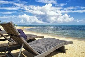 Beach At Belize Resort Ocean Club