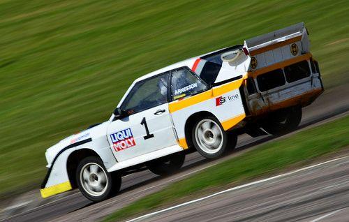 nice Audi Sport Quattro S1