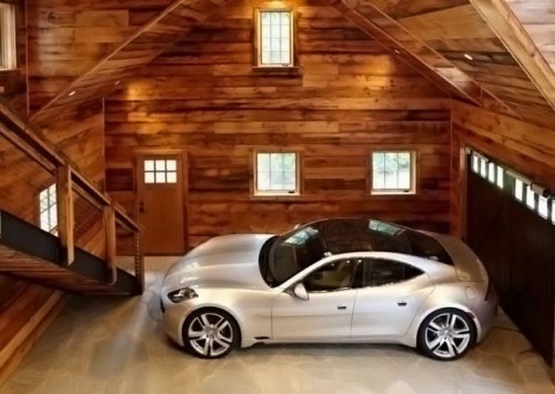 This Ultimate Man Cave Garage Is Nicer Than Your House 19 Photos Suburban Men In 2020 House Luxury Garage House Design