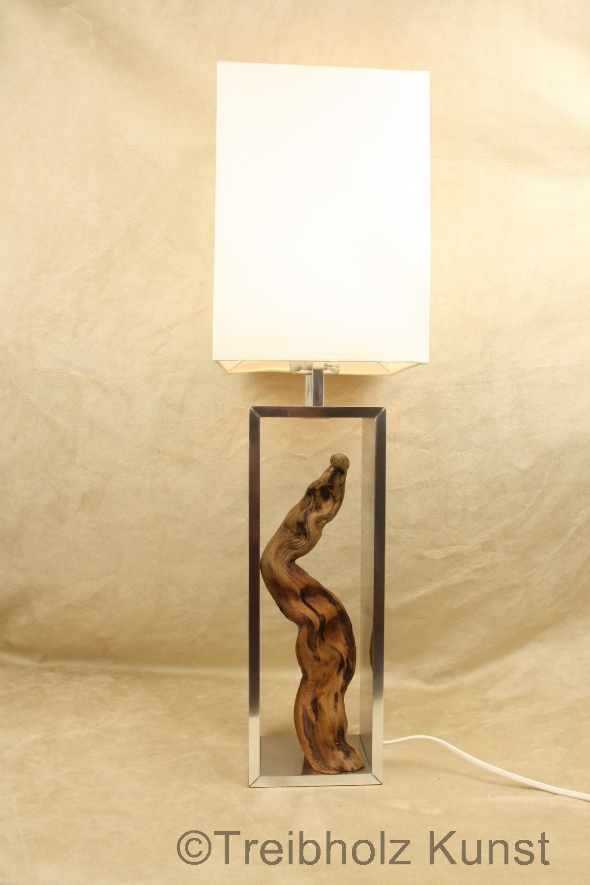 Einmalige Treibholz Lampen Www Treibholz Bodensee De