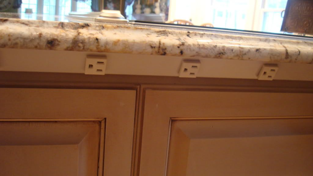 Kitchen Island Electrical Outlet electric outlets and backsplash | 09 electrical outlets