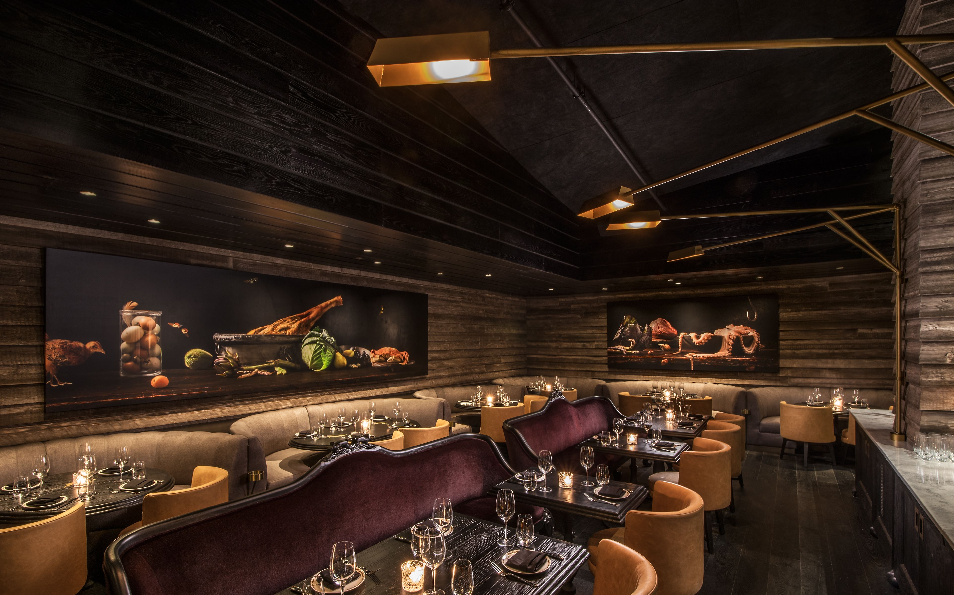 Tour Gt Prime Giuseppe Tentori S Spin On A Chicago Steakhouse Now Open Eater Chicagoclockmenumore Arrow Six Years Later And Boka The