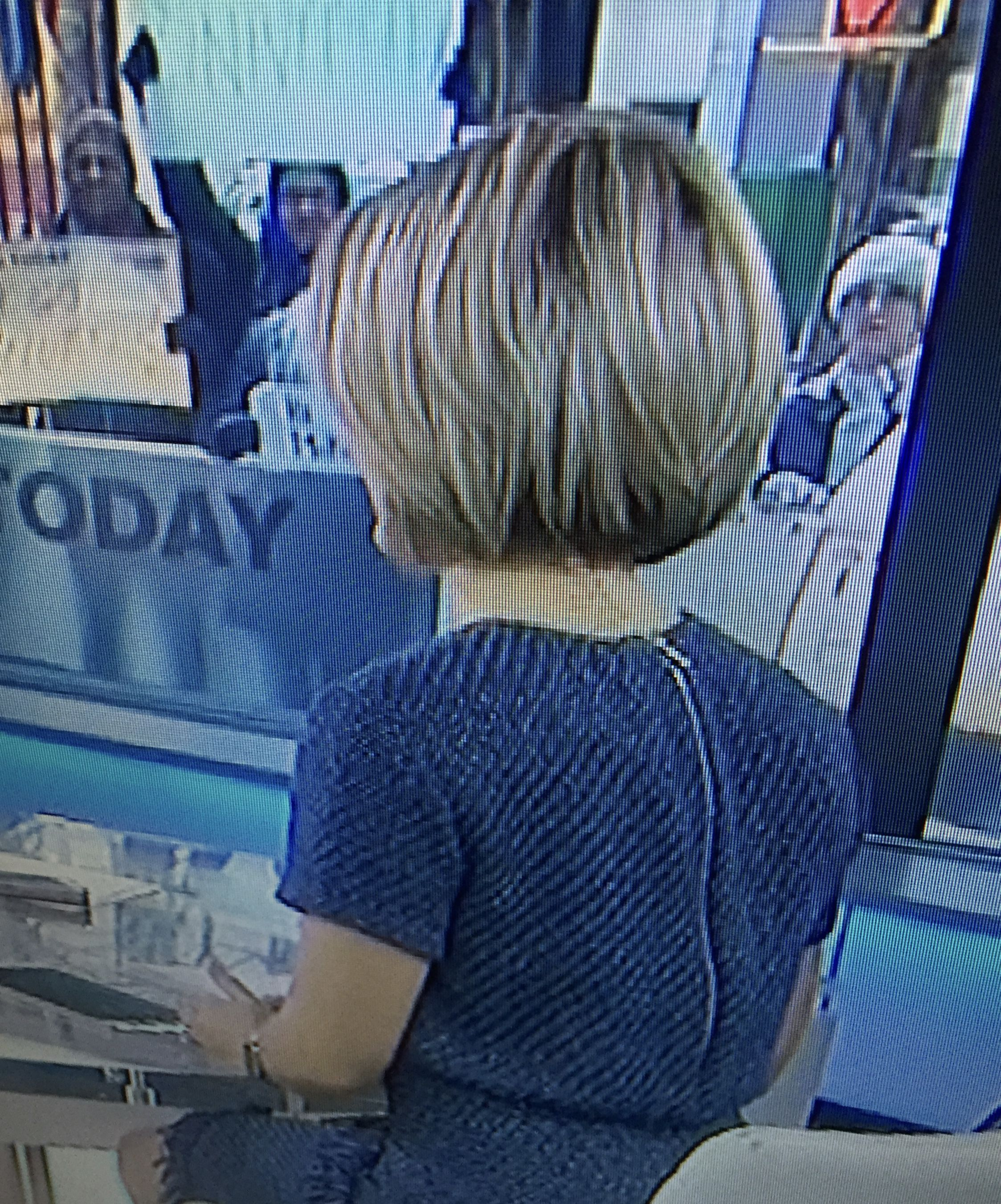 Dylan Dreyer On Today 1 18 16 Back Of Haircut Great Haircuts
