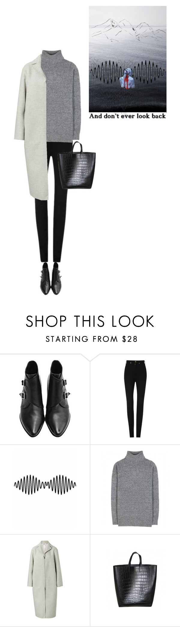 """And don't ever look back (tag)"" by kate-653 ❤ liked on Polyvore featuring Rodarte, Balenciaga and Jil Sander"