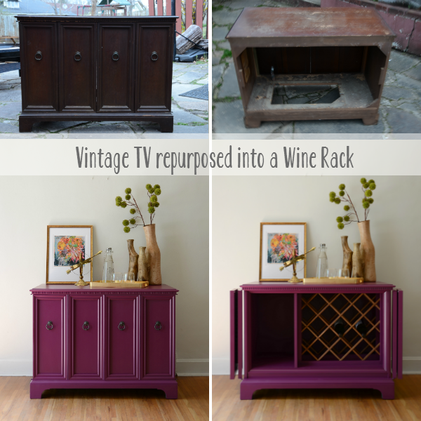 Repurposing Furniture: New Uses for Old Sideboards ... |Repurposed Furniture Before And After