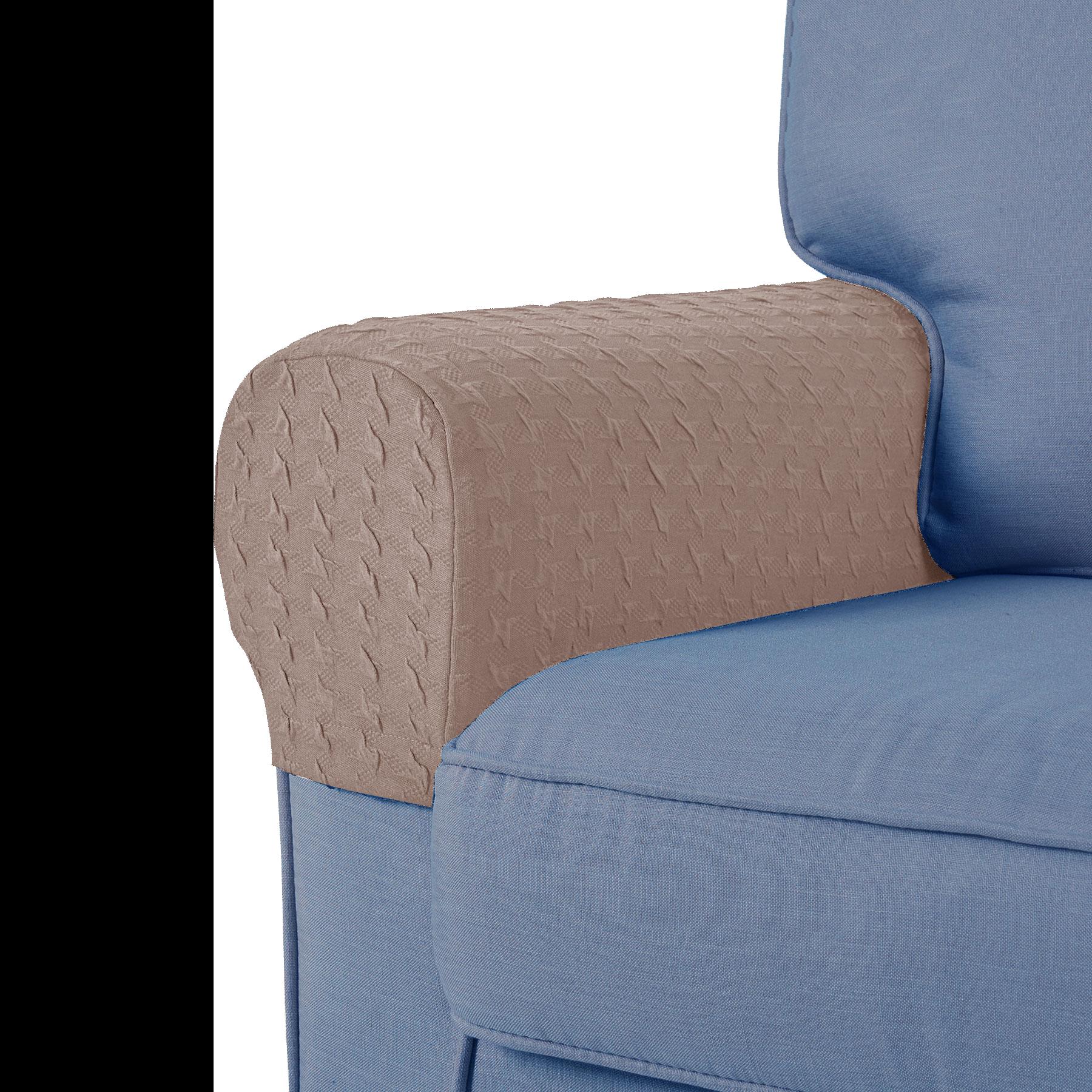 Tremendous Stretch Sofa Arm Covers Paper Crane Jacquard Pattern Set Of Pabps2019 Chair Design Images Pabps2019Com