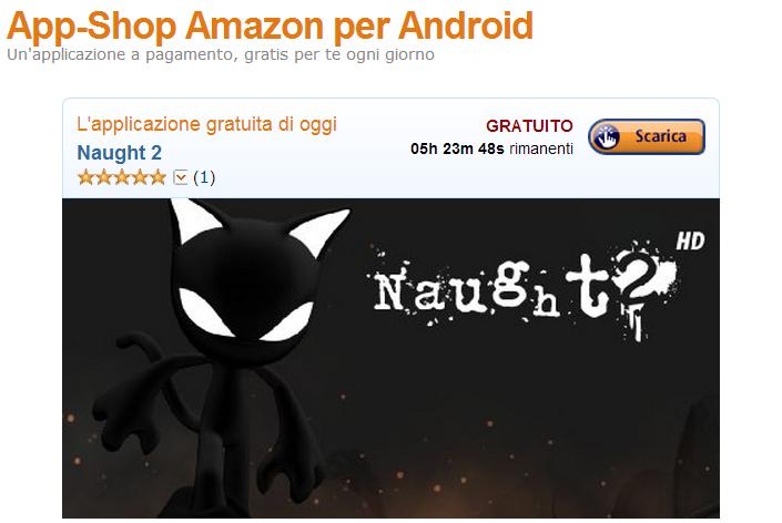 Naught 2 gratis su Amazon App-Shop solo per oggi - http://mobilemakers.org/naught-2-gratis-su-amazon-app-shop-solo-per-oggi/