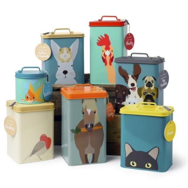 The burgon ball creatureware range is perfect for animal for Fish and more pet store