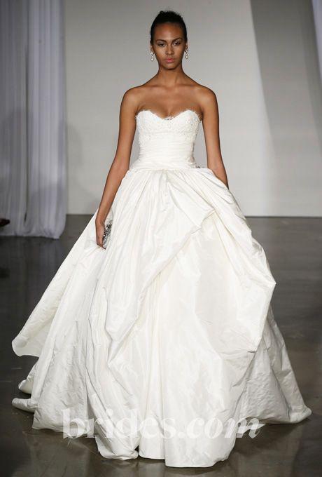 Brides.com: Marchesa - Fall 2013