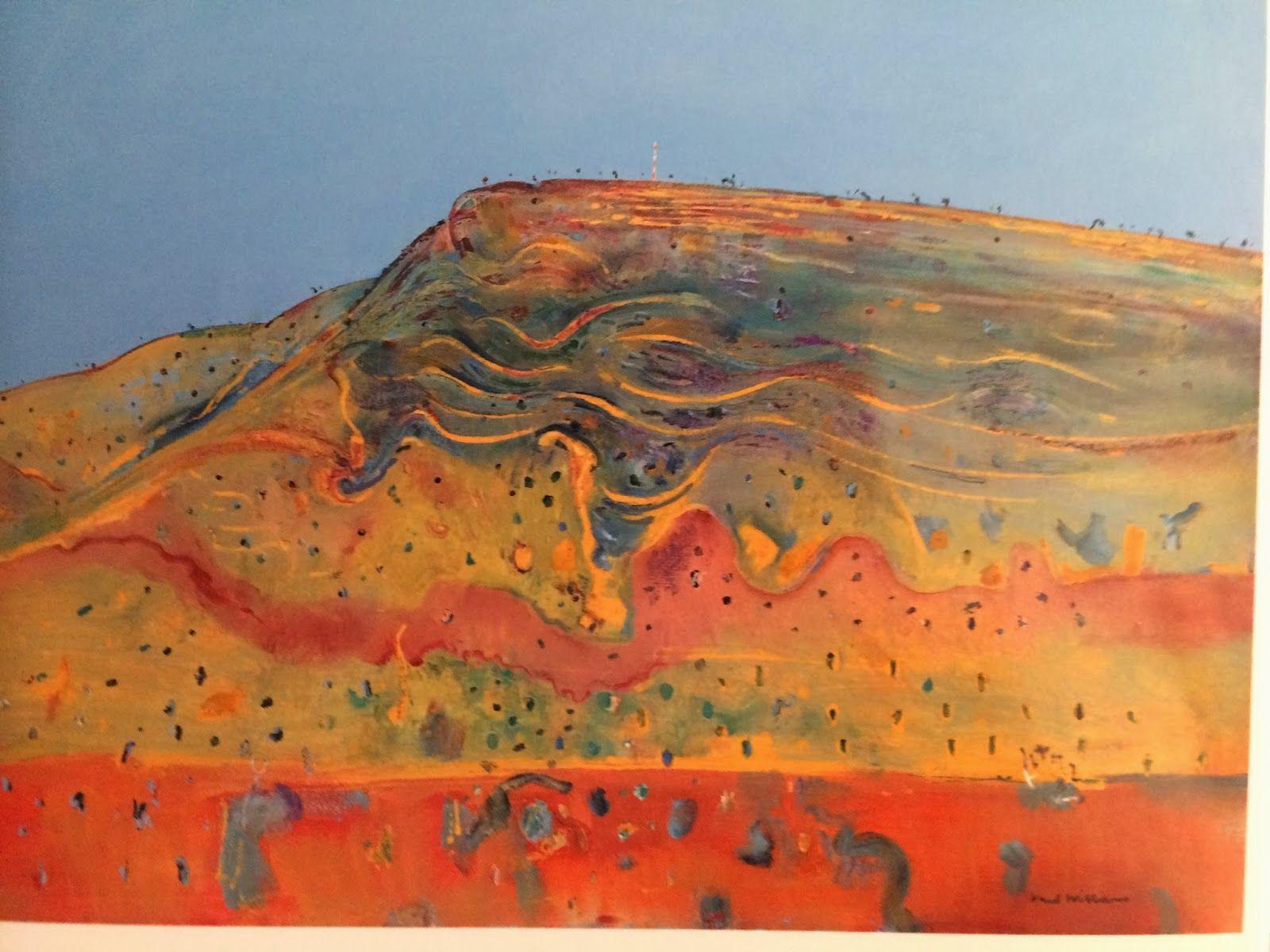 Beechworth, beautiful Beechworth Abstract landscape