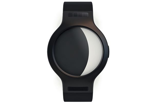 The Movado Moonwatch