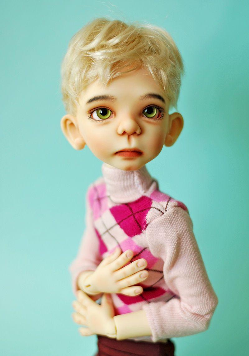 Maurice Human Fair Skin by Kaye Wiggs MSD BJD Doll | eBay