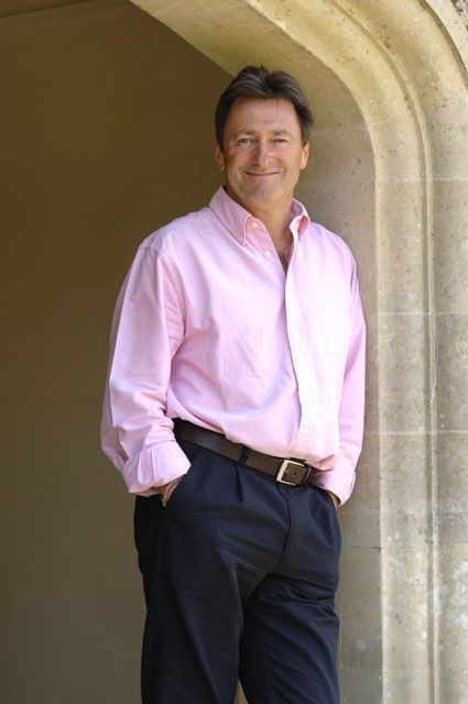 alan titchmarsh  head of gardening and rural studies   former ground force leader   would love